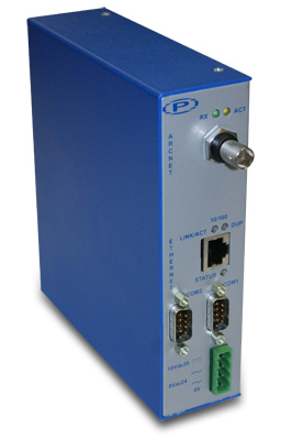 PakNet Interface module, Co-axial / Ethernet Proxy converter